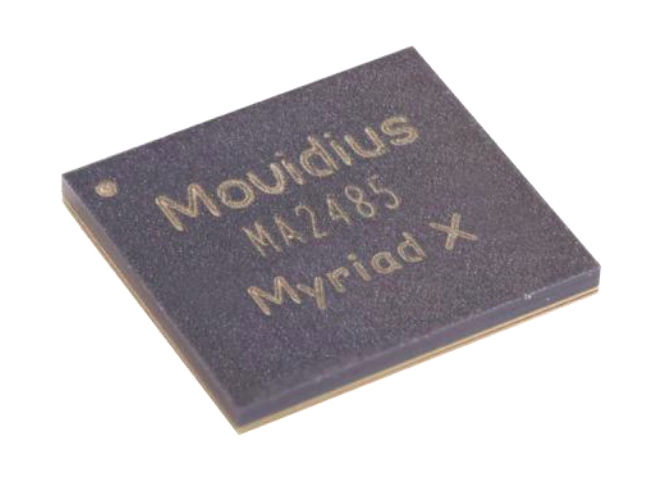 Movidius Myriad X