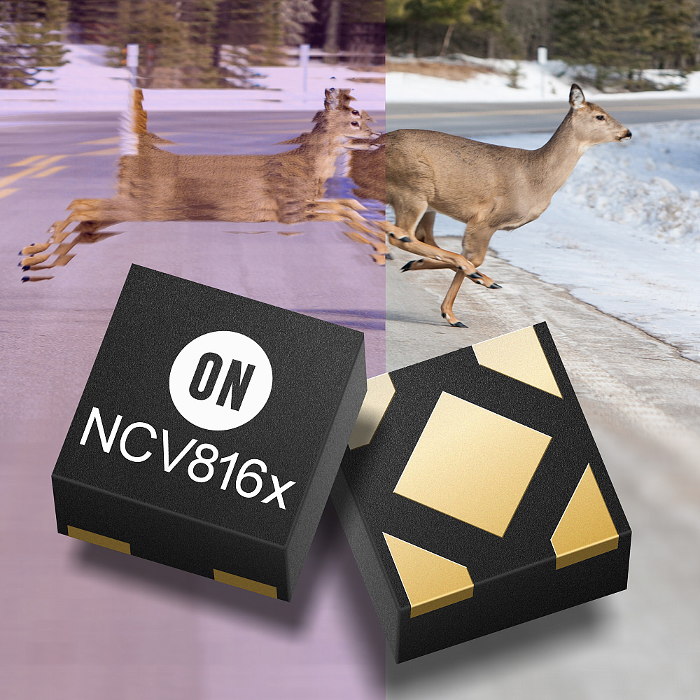 ON Semiconductor NCV816x