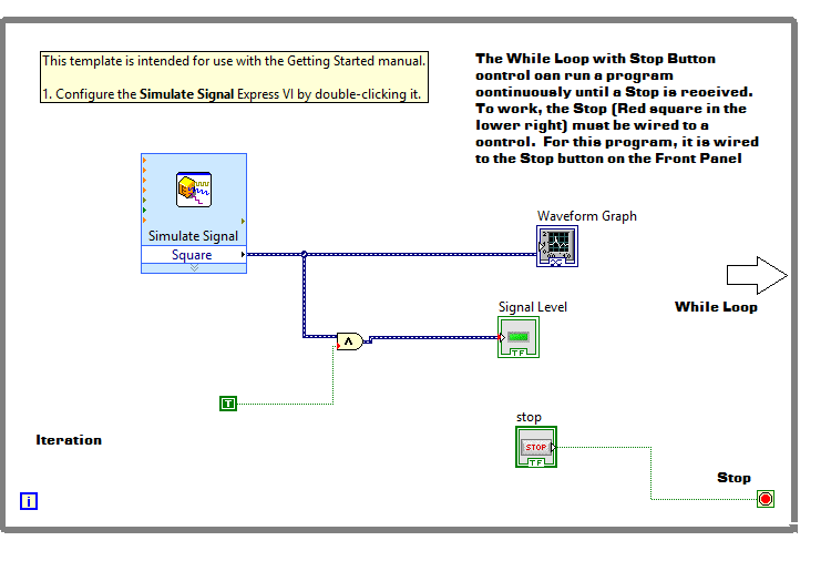 An Intro to Labview and Graphical Programming Languages