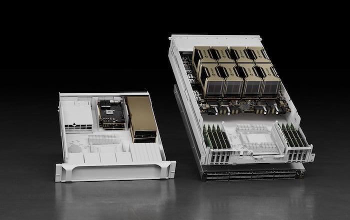 NVIDIA's HGX platform.
