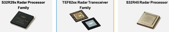 NXP's new radar solutions