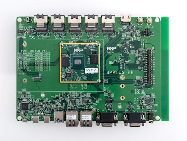 NXP's i.MX 8M Plus Applications Processor Evaluation Kit