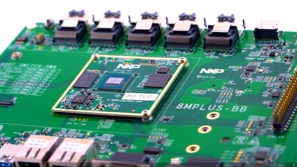 i.MX 8M Plus applications processor