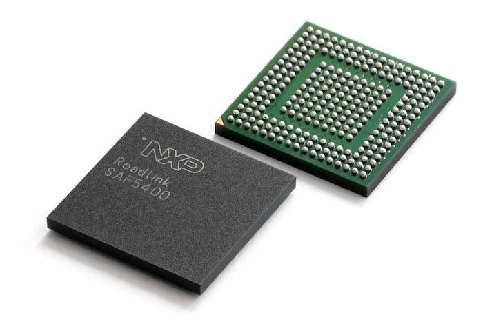 The NXP SAF5400 DSRC modem