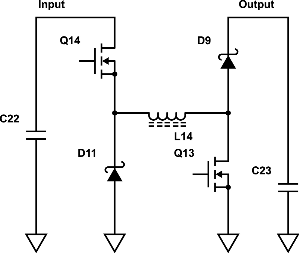Navigating The Boost Converters Vulnerability With Alternative Basic Single Output Flyback Converter Circuit Diagram This Costs More Than Other Because It Requires Specialized Controllers That Are Less Common Buck