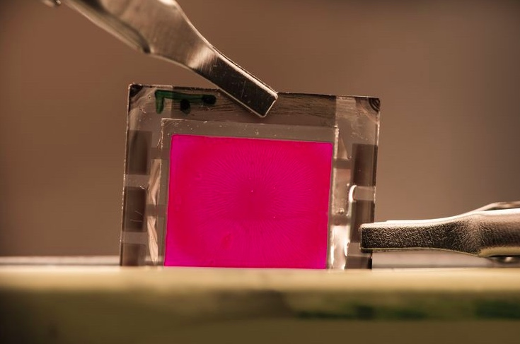 New perovskite material for LEDs