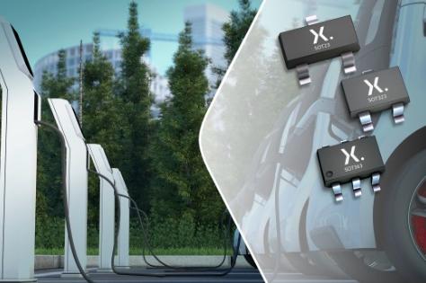 Nexperia's new 80V RETs for EV systems