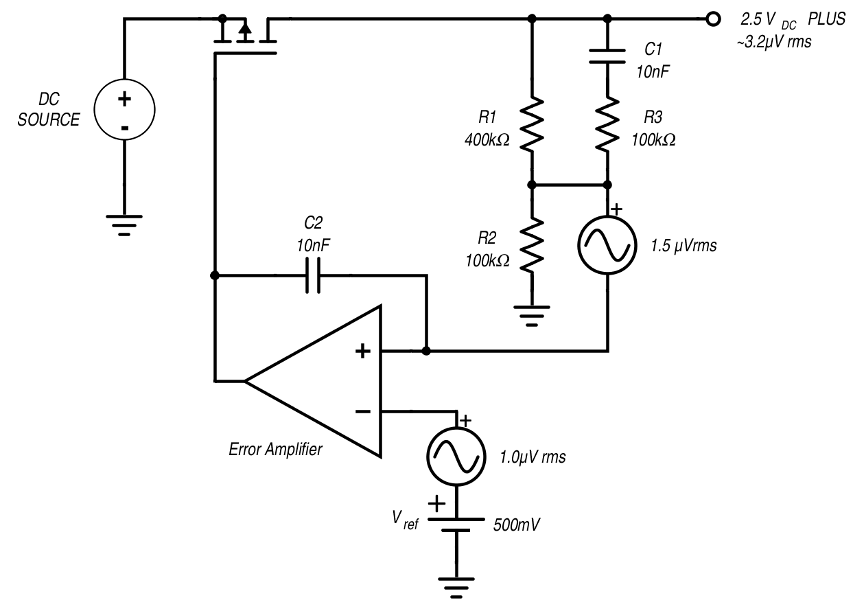 Low Dropout Regulator
