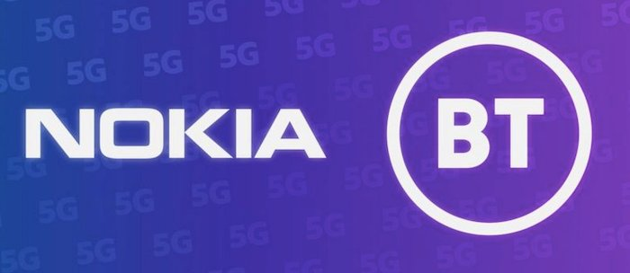 Nokia will become the largest 5G provider in the UK through the deal