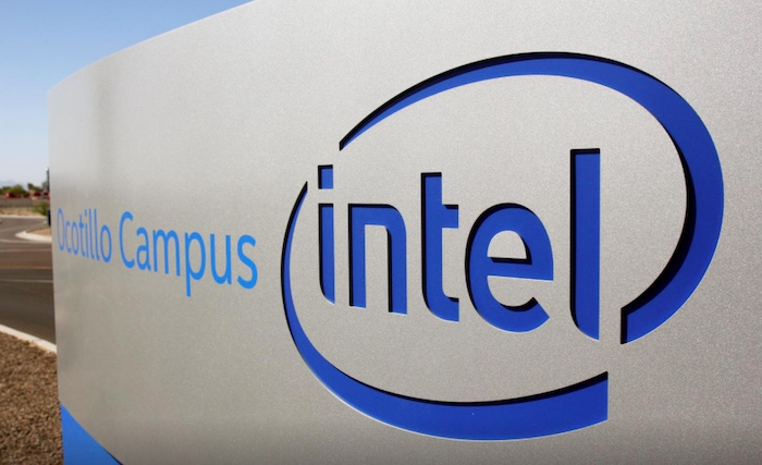 One of Intel's microprocessor fabs in Chandler, Arizona