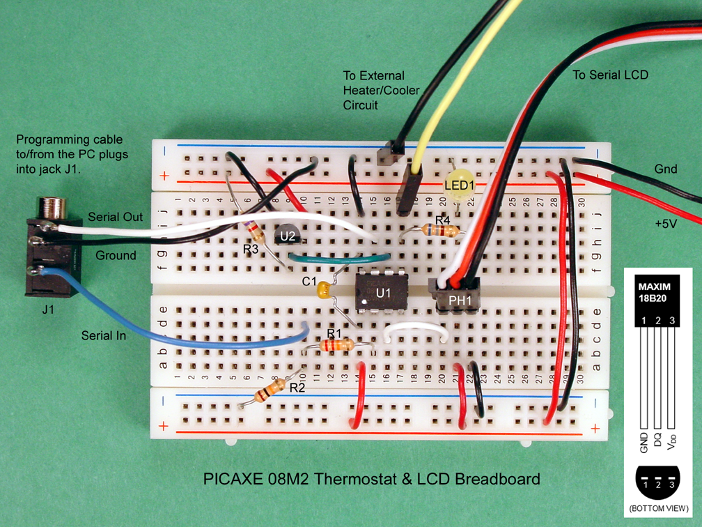 PA-08M2_Thermostat__LCD_Breadboard Breadboard Schematic Drawings on wire schematics, crystal radio schematics, arduino schematics, circuit board schematics, led schematics, circuit design schematics, function generator schematics, switch schematics, relay schematics, speaker schematics, motor schematics, integrated circuit schematics, tv schematics, usb schematics, 556 timer circuits schematics, clock schematics, power supply schematics, electronics schematics,