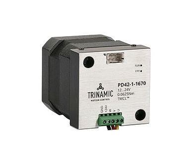 """Trinamic Releases New Range of """"Smart"""" Brushless DC Motors"""