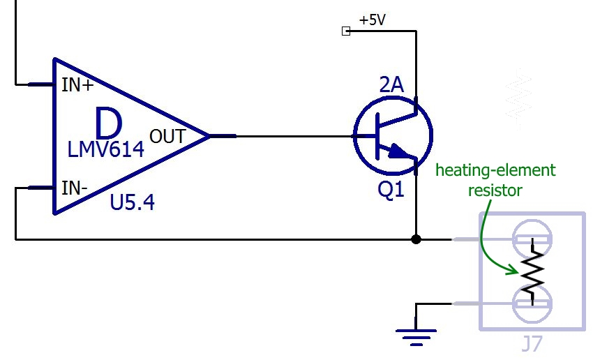 Embedded PID Temperature Control, Part 1: The Circuit