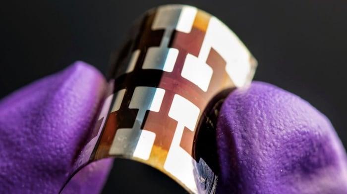 Solar cell perovskite