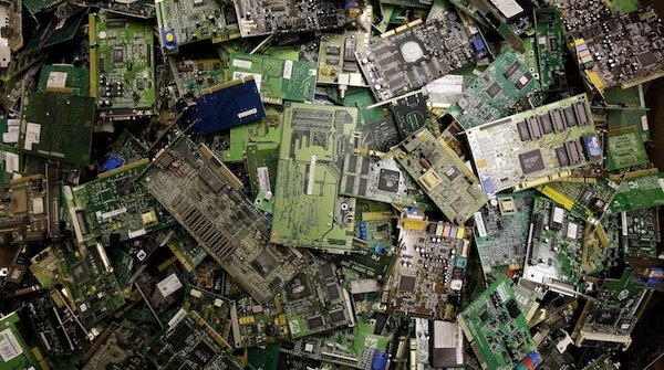 Planned obsolescence is one of the major contributors to the e-waste crisis