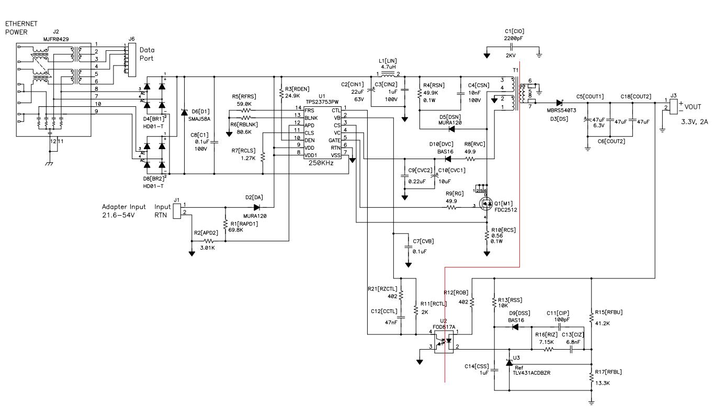 PoeExamplePS23753RedLine Yerf Dog Wiring Schematic on