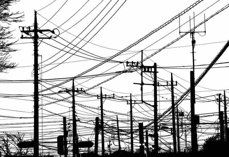 Power Lines City