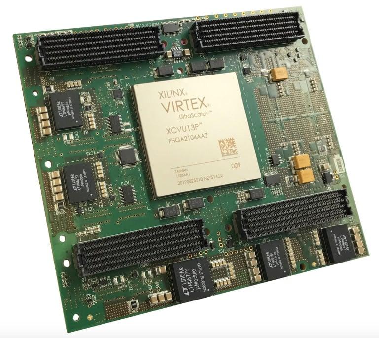 ProFPGA XCVU13P FPGA module