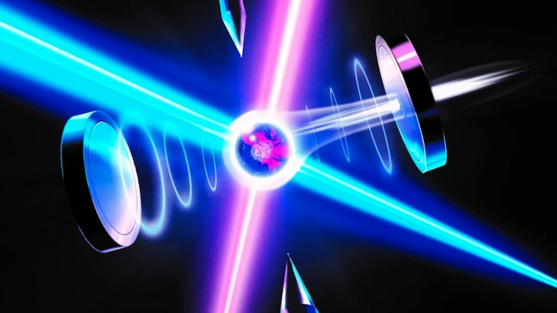 stabilize point-defect spin qubits by quantum wells