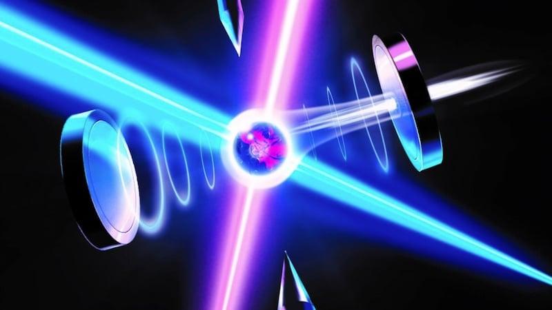 stabiliser les qubits de spin à défaut de point par puits quantiques