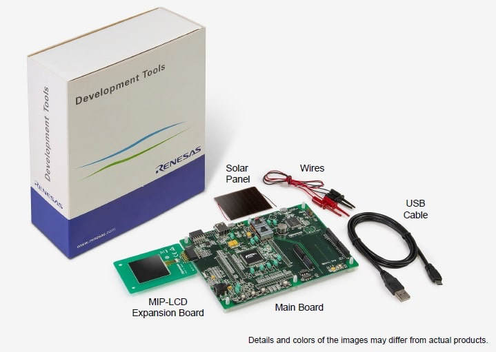 RE011500KB evaluation kit