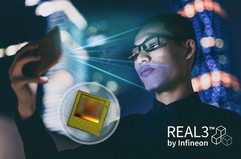 REAL3 3D ToF sensor