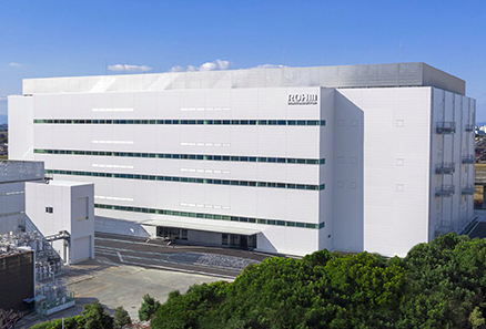 ROHM Apollo's Chikugo plant
