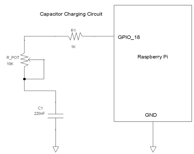 building raspberry pi controllers part 5 reading analog data for additional information on rc circuits and how electrical transient responses work check out vol i direct current dc chapter 16 rc and l r time