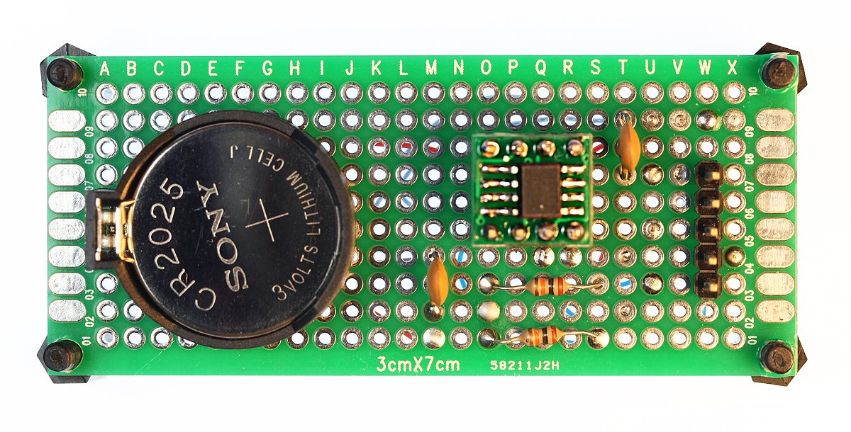 Build Programmable Time Based Switches Using A Real Time Clock