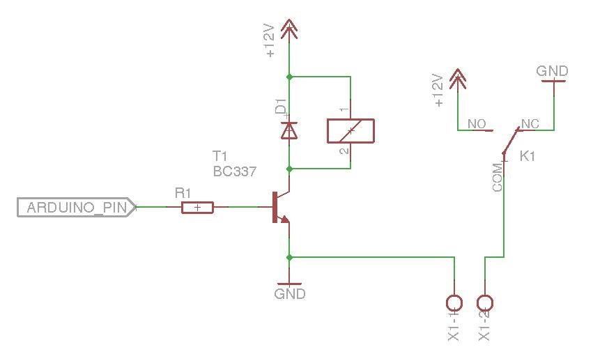 How To Build A Control Circuit With Adjustable Working