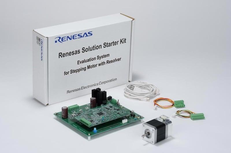 Renesas Solution Starter Kit.