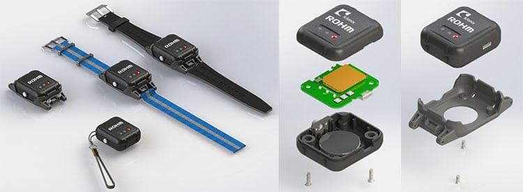 ROHM, Omron, Maxim: A Look at the Biometric-Monitoring
