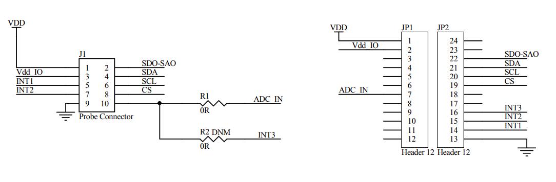 STEVAL-MKI200V1K circuit schematic