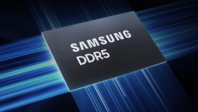 Samsung's DDR5