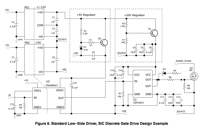 Pleasant Sic Mosfets Highvoltage Switching Power Applications And Gate Wiring Cloud Hisonuggs Outletorg