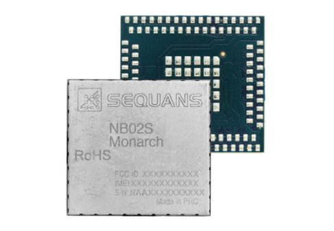 Sequans' IC