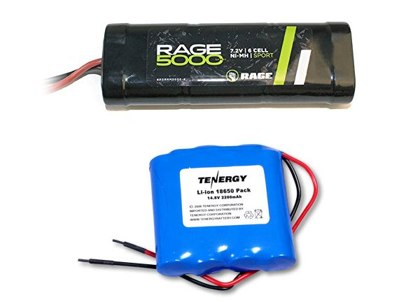 AC/DC: Battery Power Conversion for AC Speakers (Part 1) on lipo battery diagram, lipo assembly diagram, lipo cable diagram,