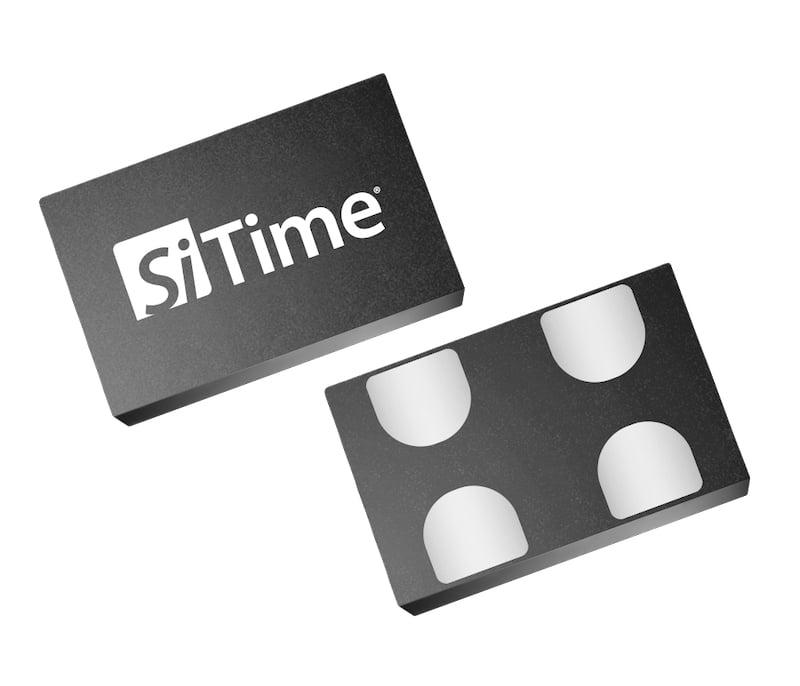 SiTime MEMS oscillators