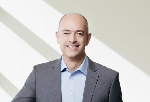 Simon Segars, CEO of Arm