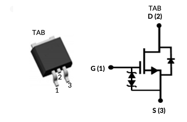 Simple schematic of UF3C065030B3