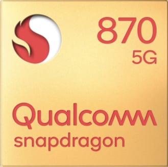 Snapdragon 870 5G platform