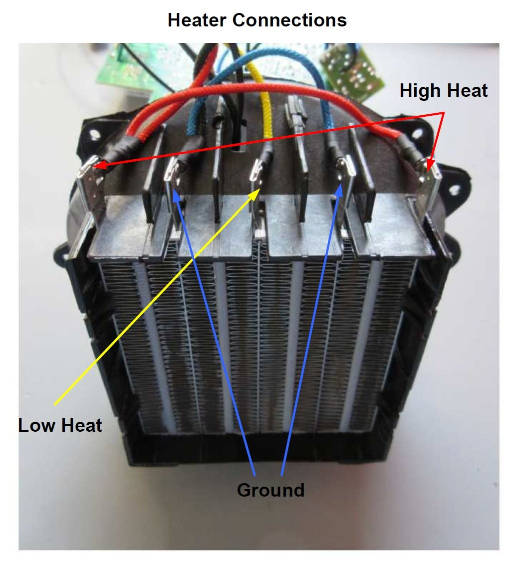 Teardown Tuesday: Space Heater - NewsAll About Circuits