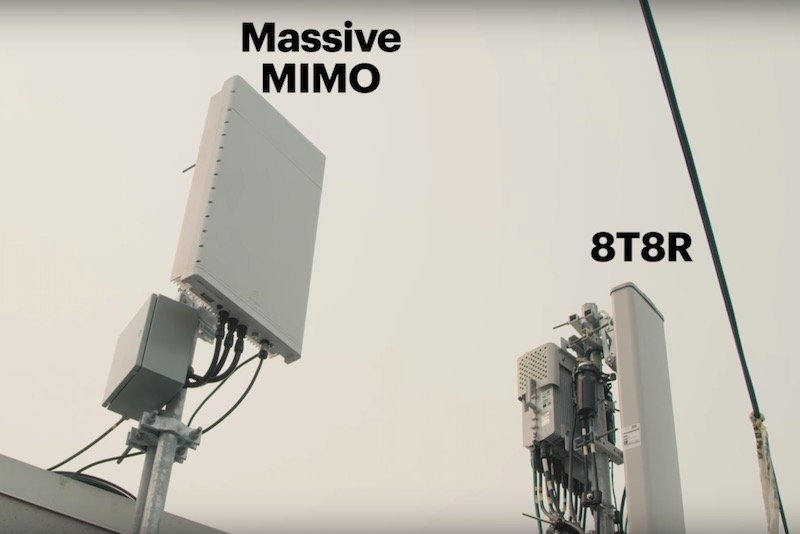 Sprint's Bid to Have 5G in 2019 Using Massive MIMO - News