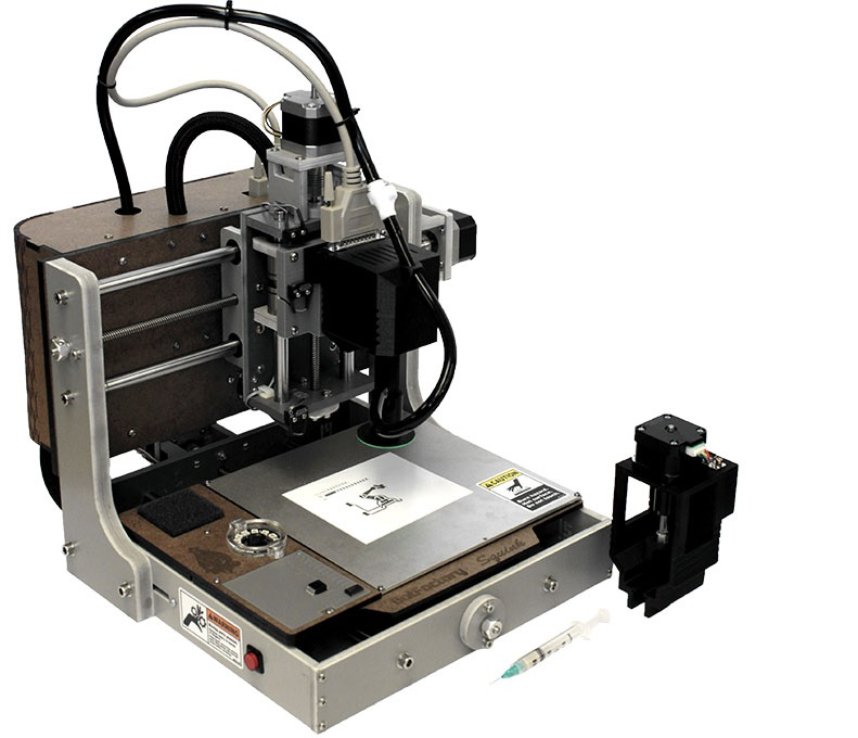 Engineer Spotlight: JF Brandon, BotFactory, and PCB Printing - News