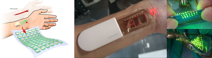 Samsung advanced institute of technology (SAIT) prototype system.