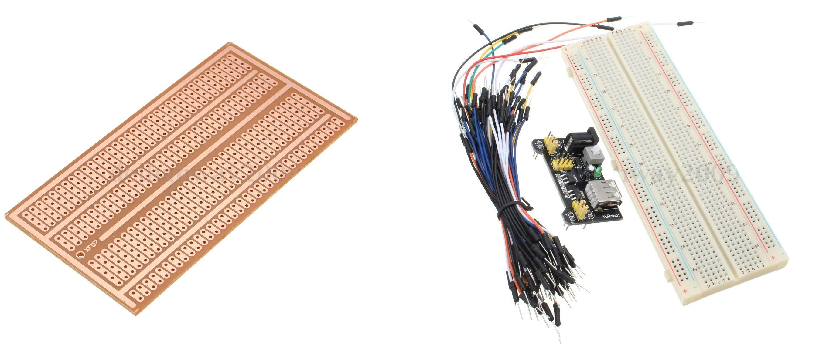 Make A Workshop On Budget For Under 100 News Too Complicated Breadboard Build Electronic Circuits They Offer More Permanent Circuit Than Breadboards And Are Helpful Soldering Practice