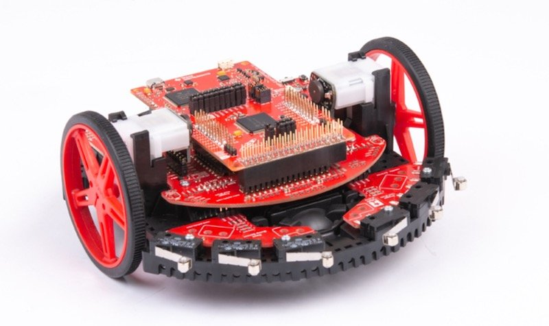 Tools for Future EEs: New Texas Instruments Robotics System