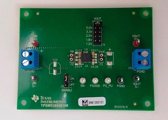 TPSM53604EVM