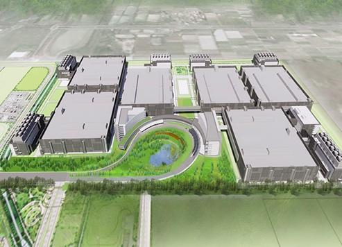 TSMC 5nm facility