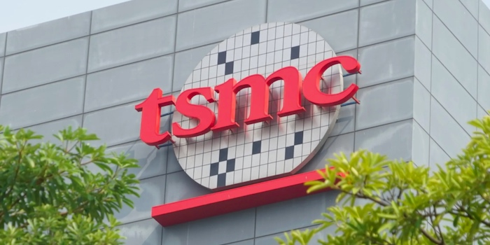 TSMC is the world's largest contract chipmaker